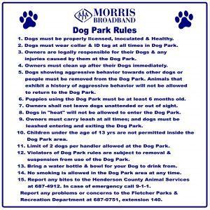 Dog-Park-Rules