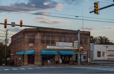 historic building in Fletcher
