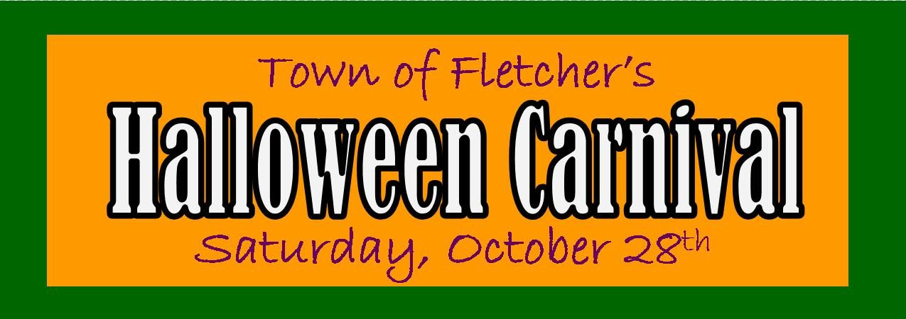 Halloween Carnival 2017 | Town of Fletcher, North Carolina